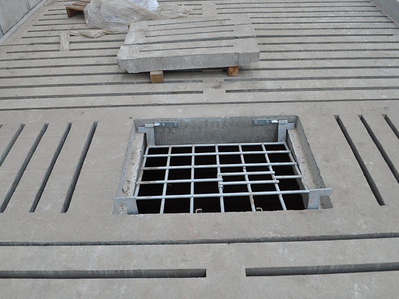Manhole Slat